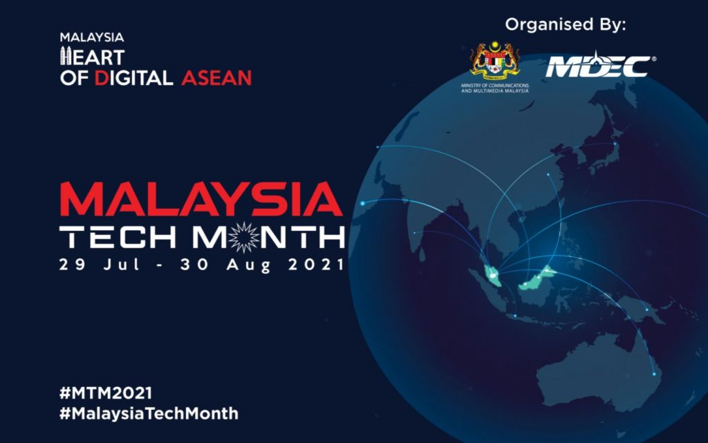 Meet LGMS in Malaysia Tech Month 2021