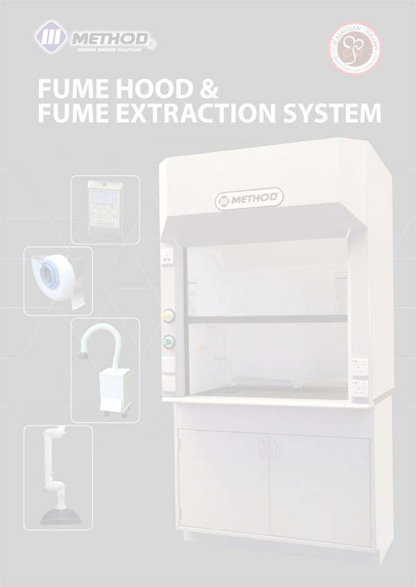 METHOD Fume Hood Catalogue