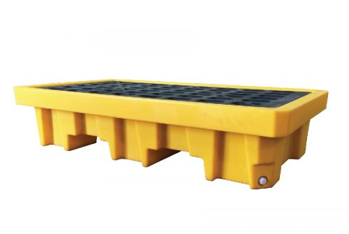 METHOD Polyethylene Spill Pallets 2 Drums