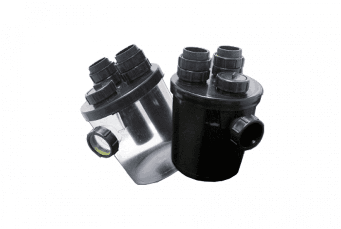 4.5 Litre Dilution Recovery Trap with 51mm Inlet