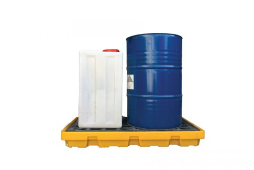 METHOD Polyethylene Spill Decks 2 Drums