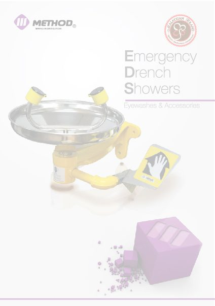 METHOD Emergency Shower Eyewash Catalogue