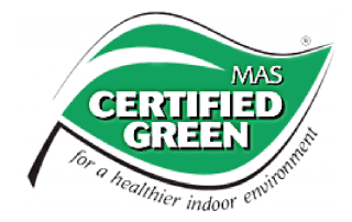MAS Certified Green METHOD Emergency Shower Eyewash