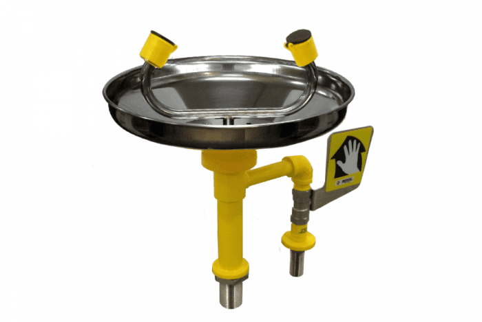 METHOD Bench Mounted with Stainless Steel Bowl