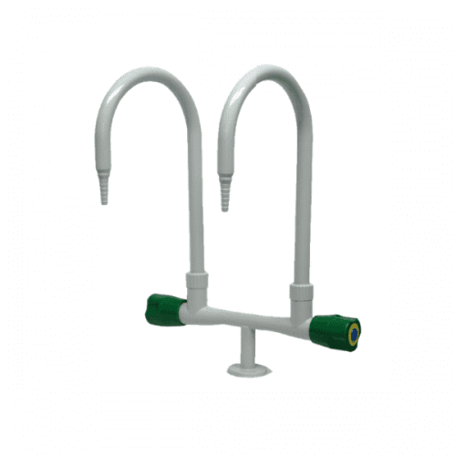 METHOD Water Fittings 2 Way Dual Neck Water Faucet