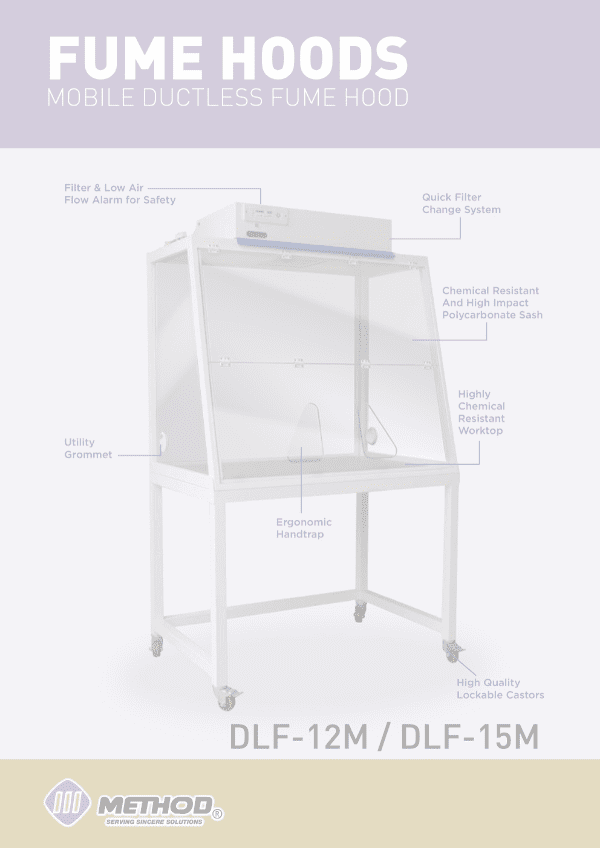 METHOD Ductless Fume Hood Catalogue