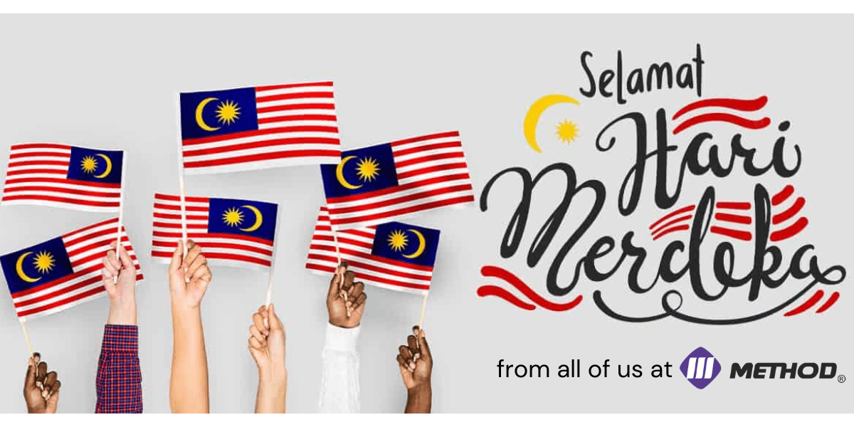 METHOD Happy National Day Malaysia